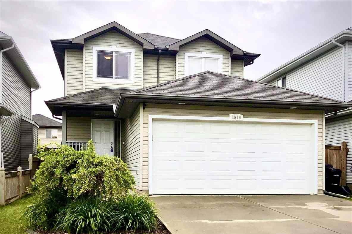 House for sale at 1519 37c Av NW Edmonton Alberta - MLS: E4193919