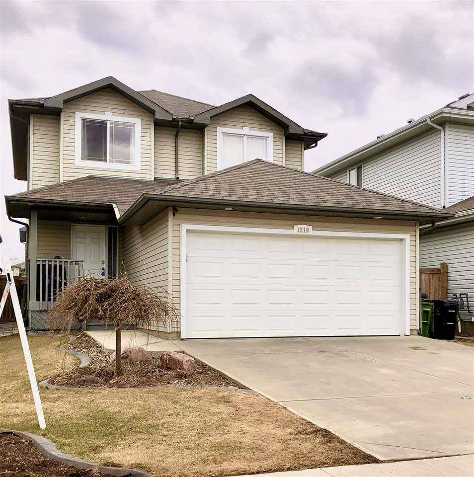 House for sale at 1519 37c Ave Nw Edmonton Alberta - MLS: E4193919