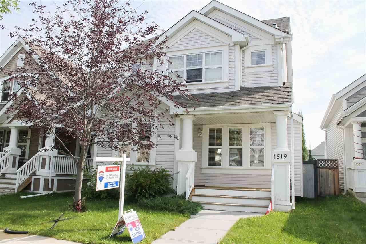 House for sale at 1519 78 St Sw Edmonton Alberta - MLS: E4169903