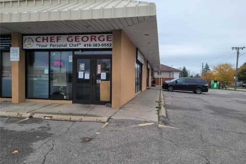 Commercial property for sale at 1519 Birchmount Rd Toronto Ontario - MLS: E4965027