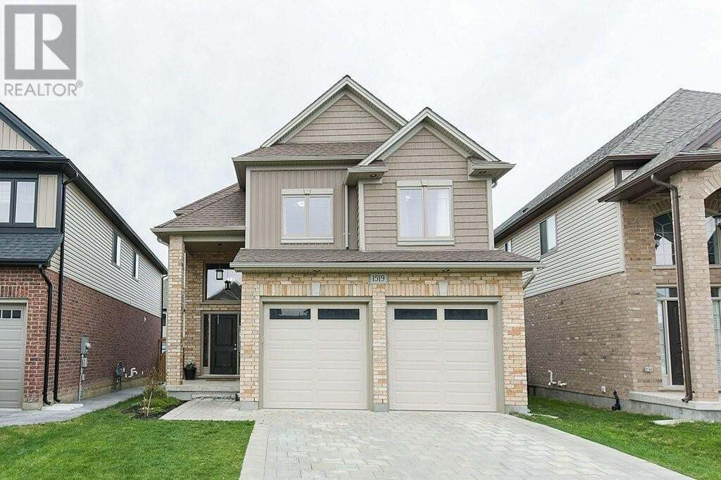 House for sale at 1519 Finley Cres London Ontario - MLS: 257672