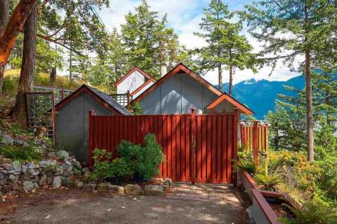 House for sale at 1519 Williams Rd Bowen Island British Columbia - MLS: R2480867