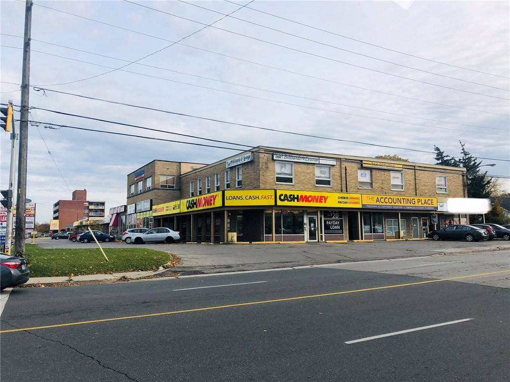 Commercial property for lease at 172 #8 Hy Apartment 152/154 Stoney Creek Ontario - MLS: H4066821