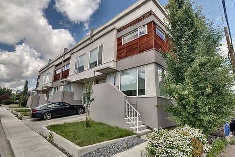 Townhouse for sale at 152 23 Ave Northwest Calgary Alberta - MLS: C4256261