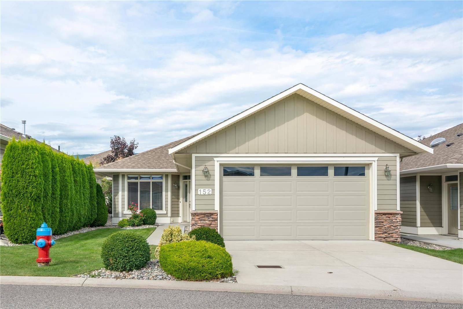 House for sale at 4035 Gellatly Rd Unit 152 West Kelowna British Columbia - MLS: 10191680