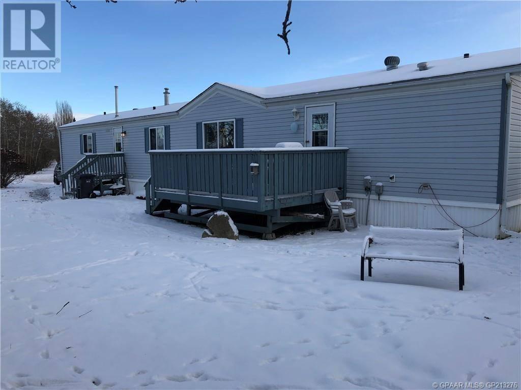 Home for sale at 8010 100 St Unit 152 Grande Prairie Alberta - MLS: GP213276