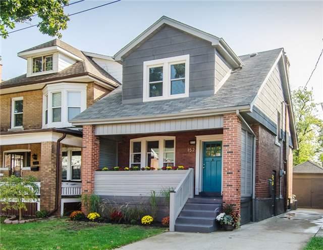 House for sale at 152 Balmoral Avenue Hamilton Ontario - MLS: X4298263