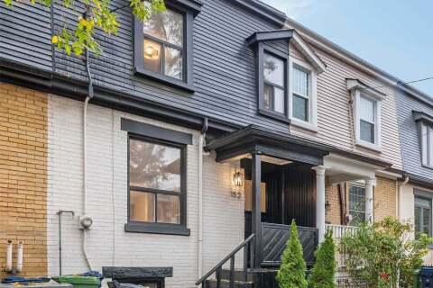 Townhouse for sale at 152 Boulton Ave Toronto Ontario - MLS: E4960569