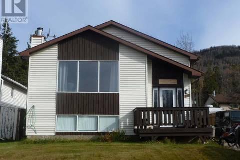 House for sale at 152 Bullmoose Cres Tumbler Ridge British Columbia - MLS: 168021