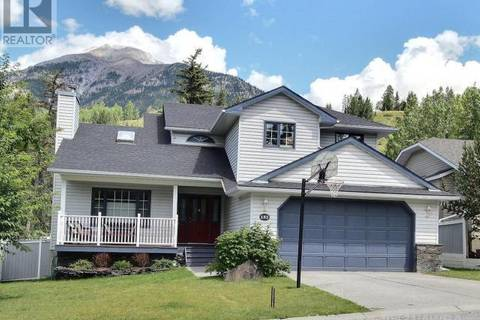 House for sale at 152 Cougar Point Rd Canmore Alberta - MLS: 49431