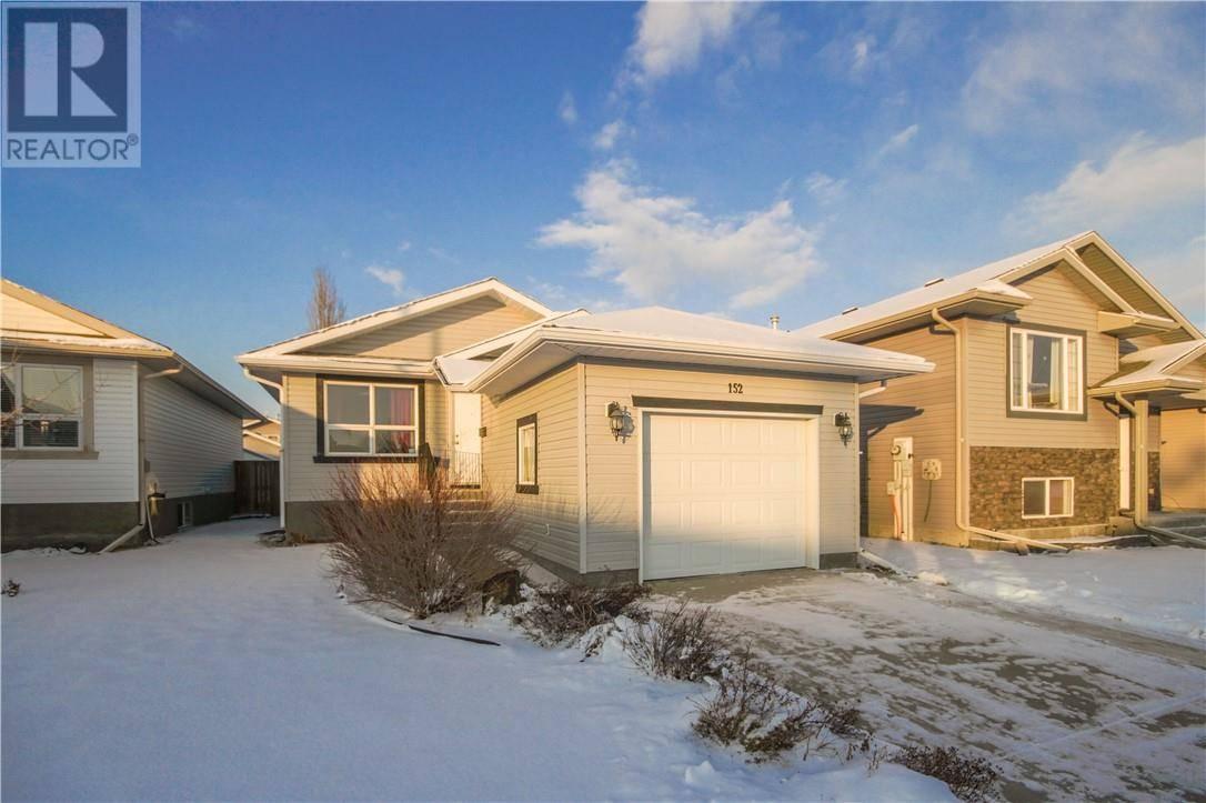 House for sale at 152 Cowichan Ct W Lethbridge Alberta - MLS: ld0186275