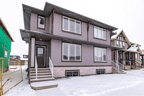 Townhouse for sale at 152 Evanston Hill(s) Northwest Calgary Alberta - MLS: C4274927