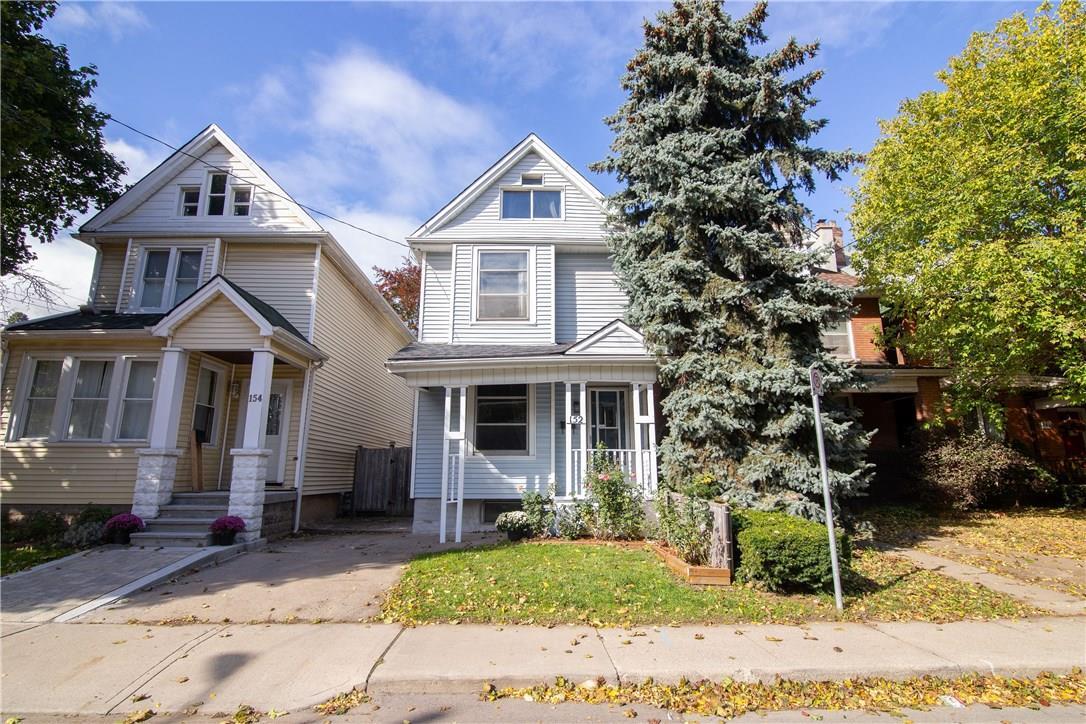 House for sale at 152 Gladstone Avenue Hamilton Ontario - MLS: X4281987
