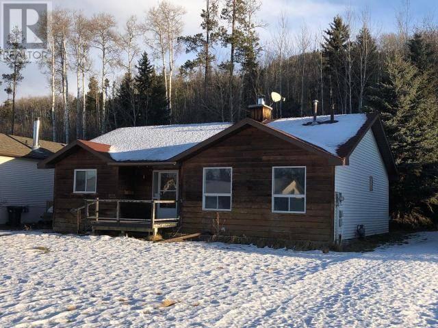 House for sale at 152 Gwillim Cres Tumbler Ridge British Columbia - MLS: 181936
