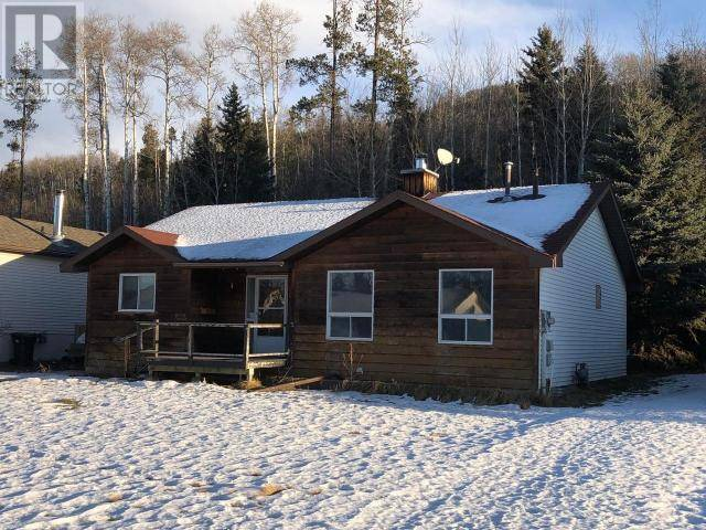House for sale at 152 Gwillim Cres Tumbler Ridge British Columbia - MLS: 181936