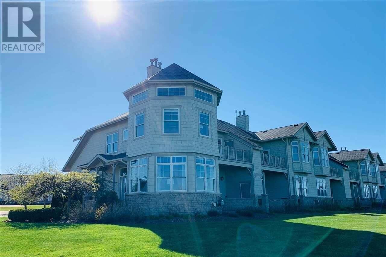Townhouse for sale at 152 Harbourside Dr Fox Harbour Nova Scotia - MLS: 202006456