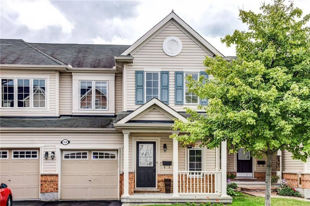 Townhouse for sale at 152 Harmattan Ave Ottawa Ontario - MLS: 1165443