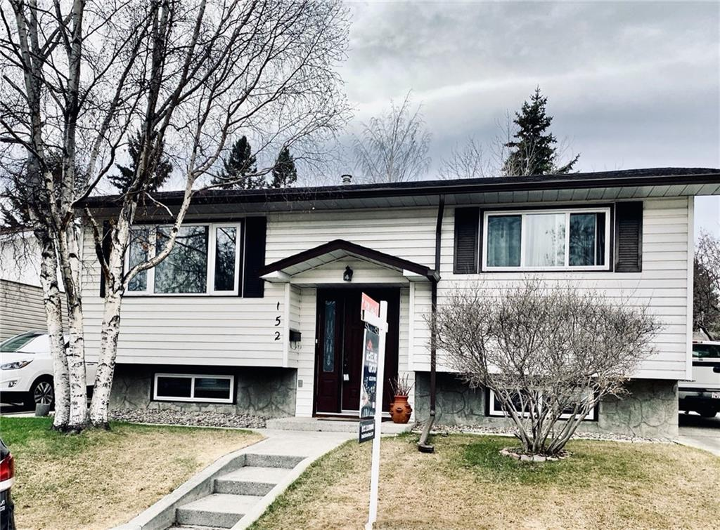 Removed: 152 Lysander Place South East, Ogden Calgary, AB - Removed on 2020-05-29 23:18:21