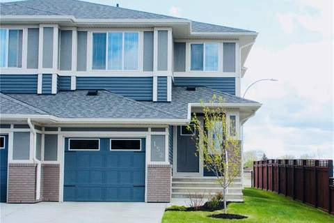 Townhouse for sale at 152 Midtown Ct Southwest Airdrie Alberta - MLS: C4245843