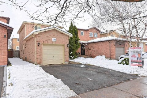 House for sale at 152 Muirland Cres Brampton Ontario - MLS: W4998894