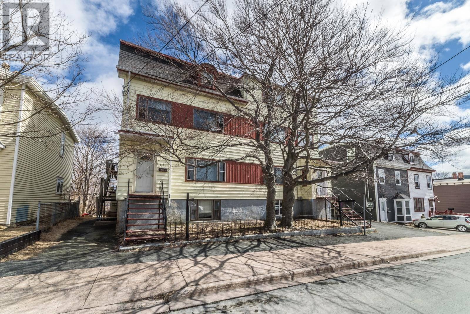 House for sale at 152 Patrick St St. John's Newfoundland - MLS: 1207155