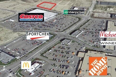 Commercial property for sale at 152 Southbank Blvd Okotoks Alberta - MLS: A1037128