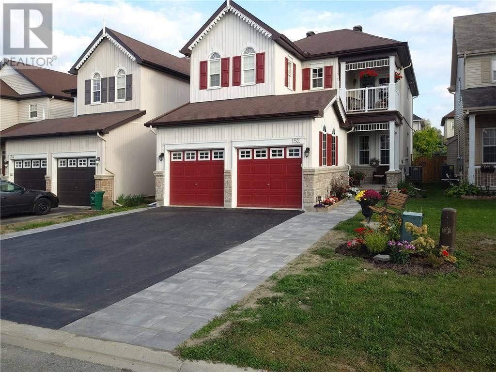 House for sale at 152 Streamside Cres Kanata Ontario - MLS: 1183884