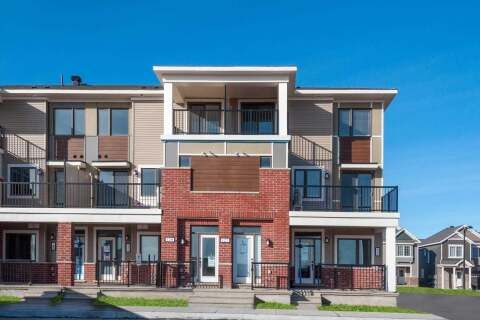 Townhouse for rent at 152 Walleye Pt Ottawa Ontario - MLS: X4841731