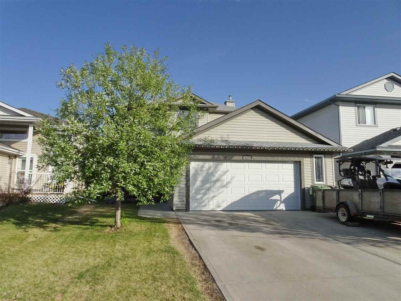 For Sale: 152 Westwood Green, Fort Saskatchewan, AB | 4 Bed, 3 Bath House for $414,900. See 29 photos!