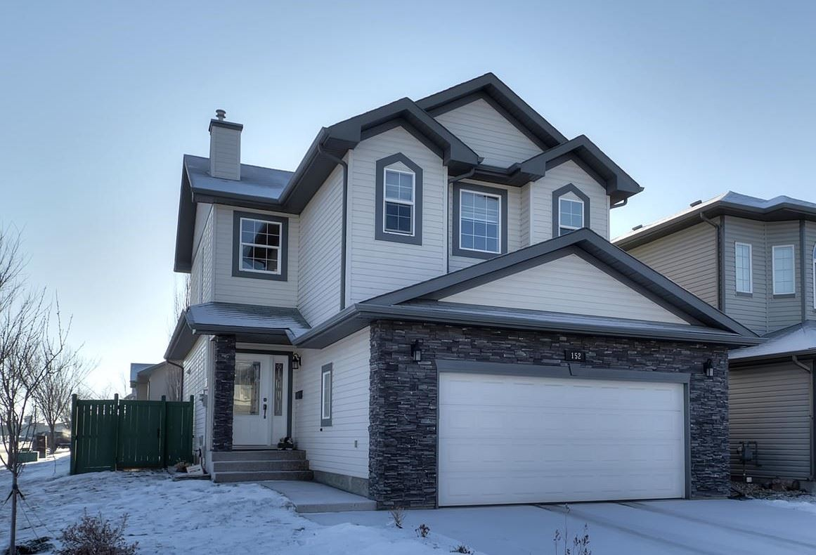 For Sale: 152 Westwood Pointe, Fort Saskatchewan, AB | 3 Bed, 4 Bath House for $399,900. See 27 photos!