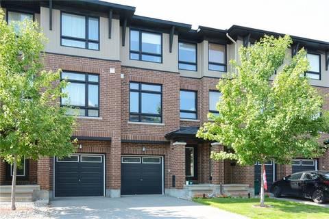 Townhouse for sale at 152 Wild Senna Wy Ottawa Ontario - MLS: 1159891