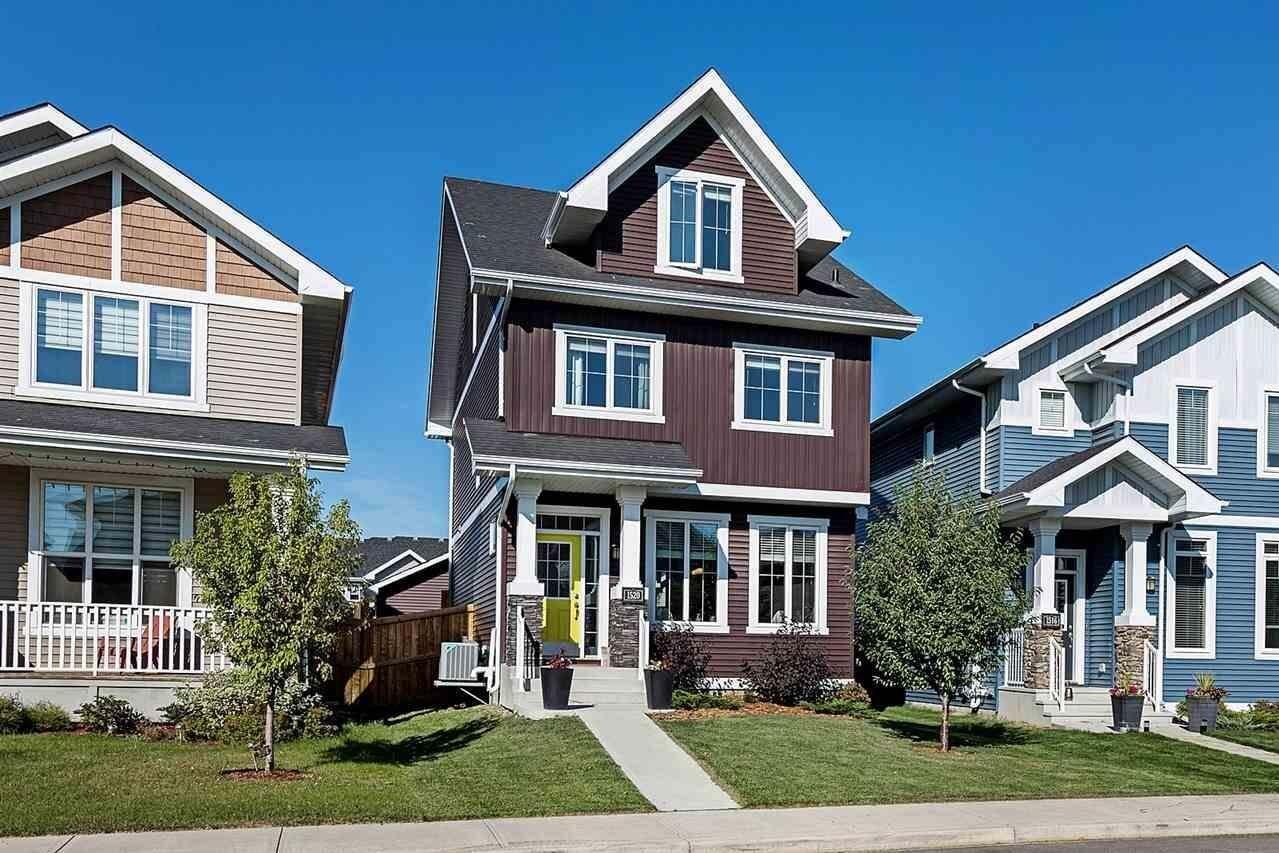House for sale at 1520 165 St SW Edmonton Alberta - MLS: E4214590