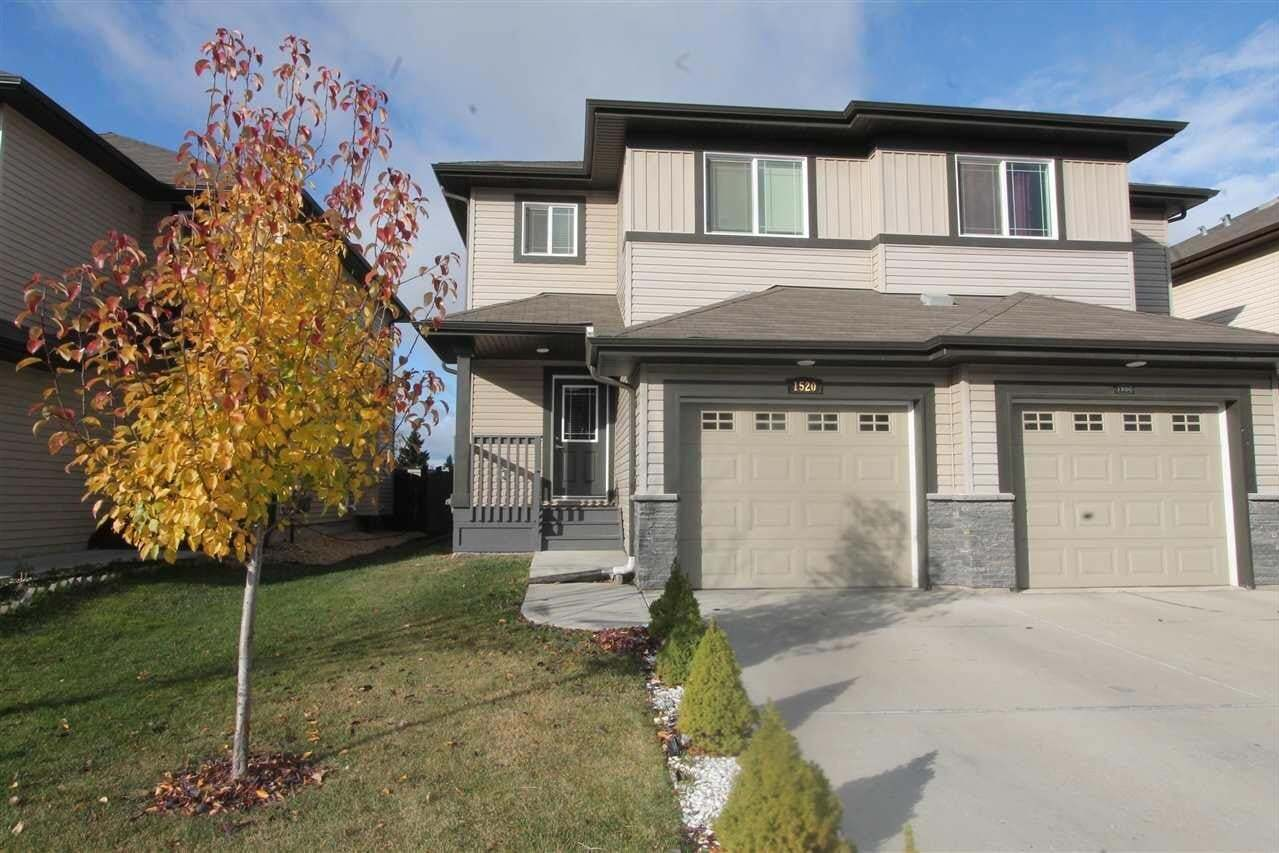 Townhouse for sale at 1520 33b St NW Edmonton Alberta - MLS: E4217921