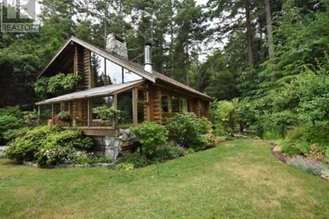 House for sale at 1520 Tennyson Rd Savary Island British Columbia - MLS: 13818