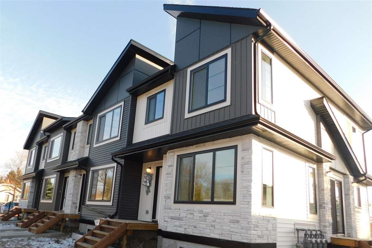 Townhouse for sale at 15205 103 Av NW Edmonton Alberta - MLS: E4219387