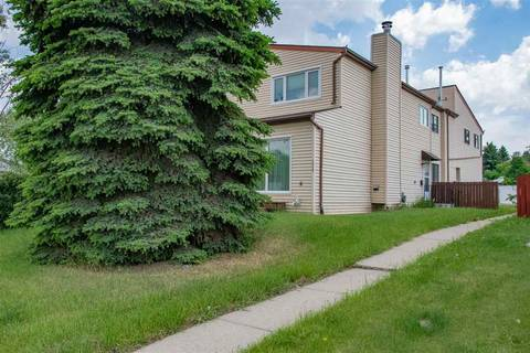 Townhouse for sale at 1521 54 St Nw Edmonton Alberta - MLS: E4161927
