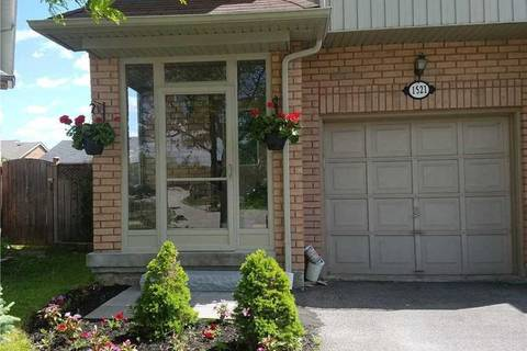 Townhouse for sale at 1521 Hummingbird Ct Pickering Ontario - MLS: E4483561