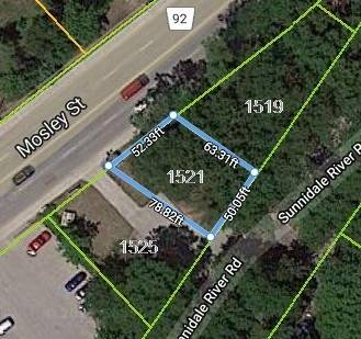 Residential property for sale at 1521 Mosley St Wasaga Beach Ontario - MLS: S4586482