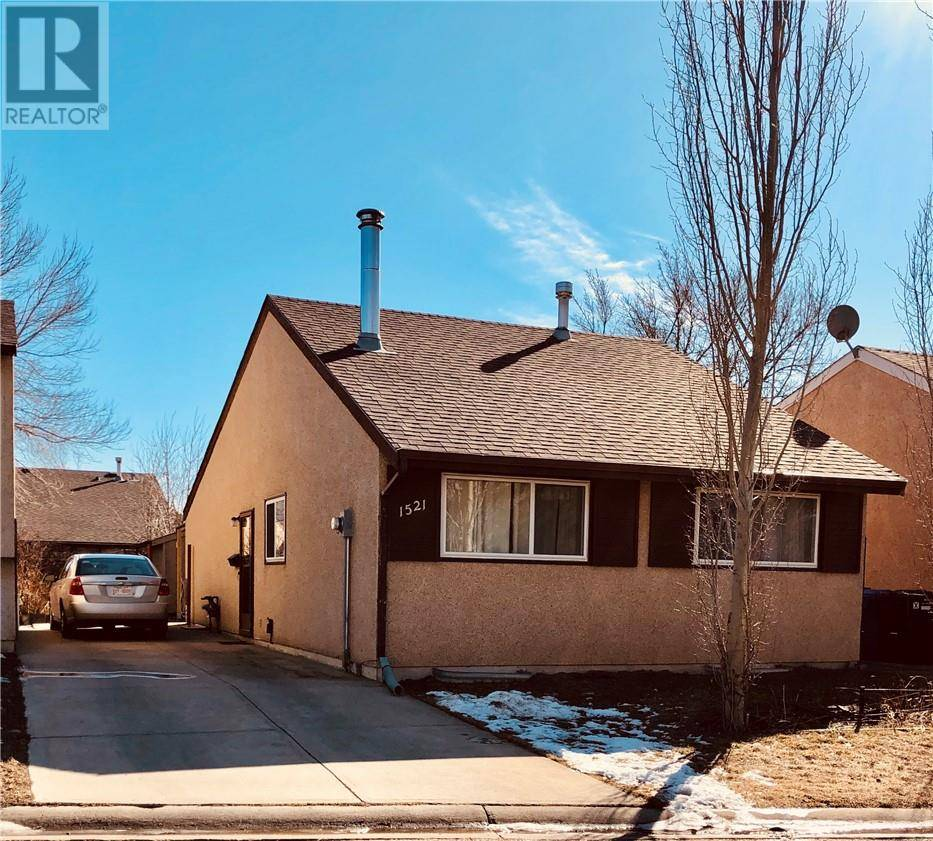 House for sale at 1521 St Francis Rd N Lethbridge Alberta - MLS: ld0189593
