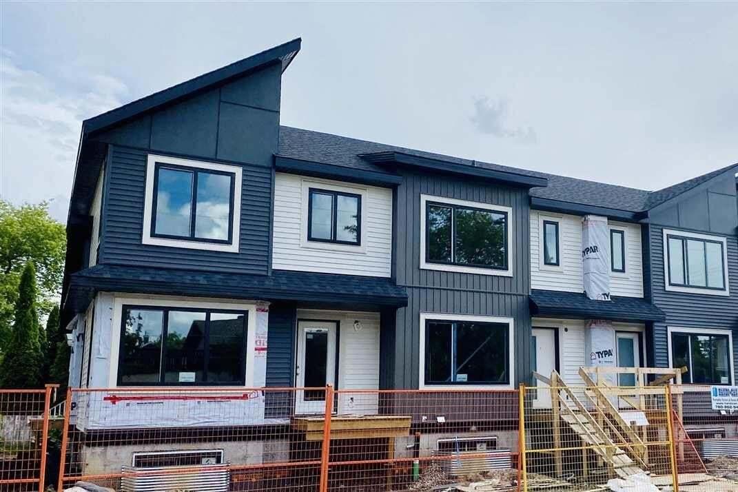 Townhouse for sale at 15211 103 Av NW Edmonton Alberta - MLS: E4206095