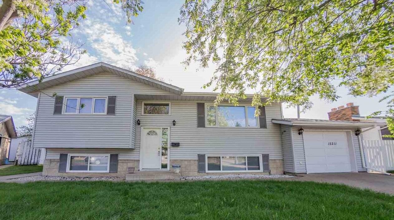 For Sale: 15211 83 Street, Edmonton, AB | 4 Bed, 2 Bath House for $339,900. See 29 photos!