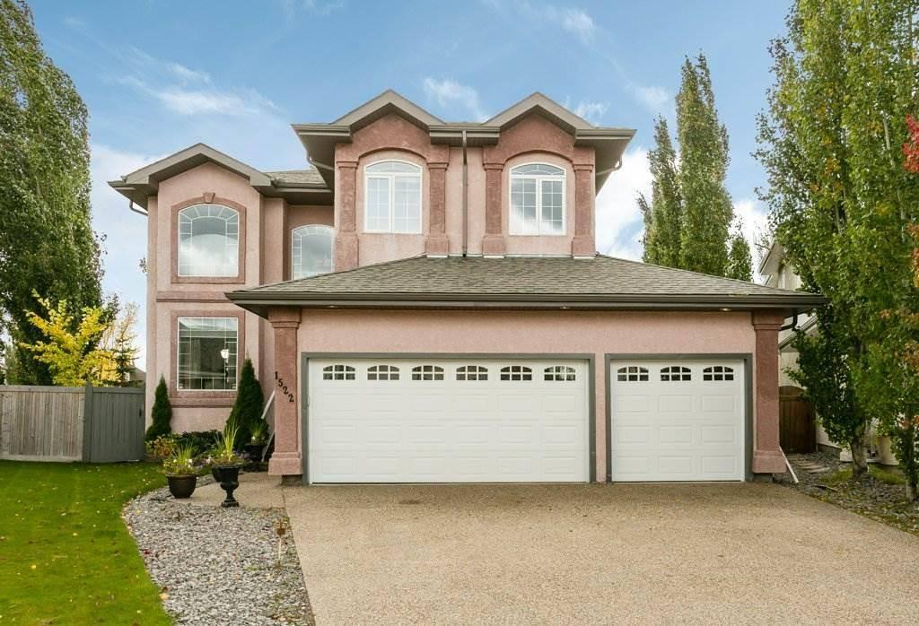 House for sale at 1522 Lambert Ct Nw Edmonton Alberta - MLS: E4175497