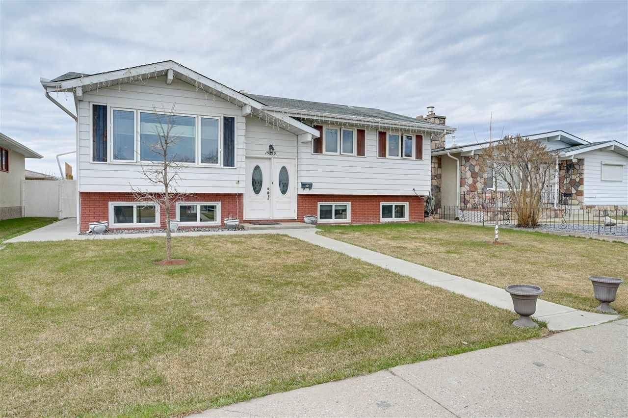 House for sale at 15220 88a St Nw Edmonton Alberta - MLS: E4195364