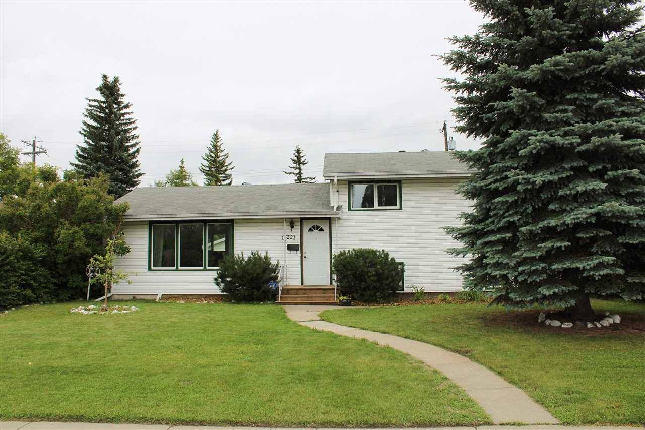 House for sale at 15221 79a Ave Nw Edmonton Alberta - MLS: E4171694
