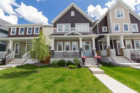 House for sale at 1523 167 St Sw Edmonton Alberta - MLS: E4154346