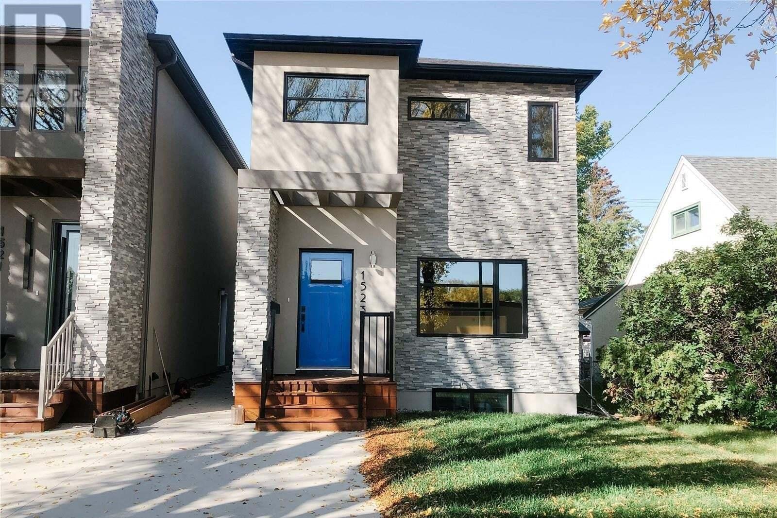 House for sale at 1523 Edward Ave Saskatoon Saskatchewan - MLS: SK827628