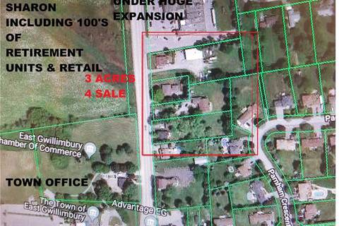 Commercial property for sale at 1523 Mt Albert Rd East Gwillimbury Ontario - MLS: N4408377