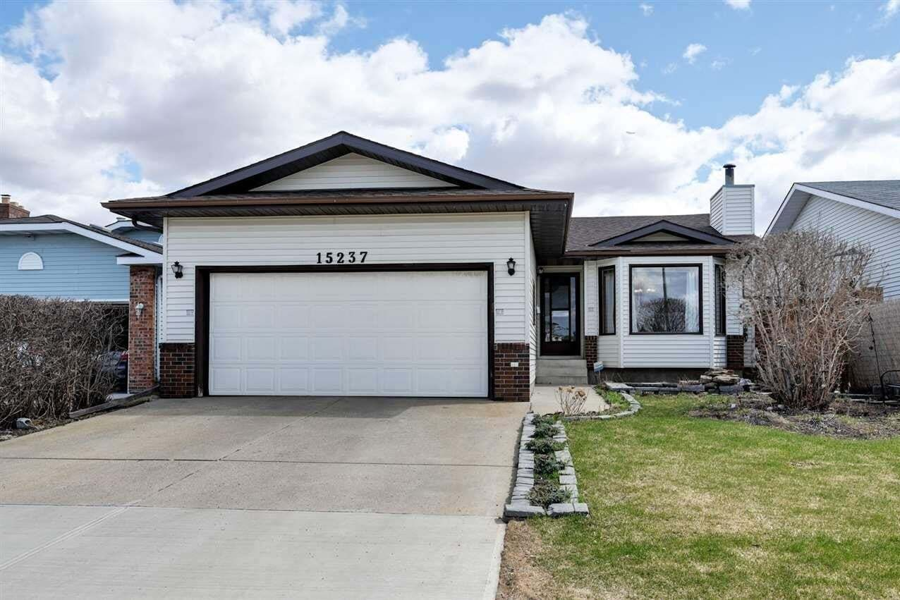 House for sale at 15237 67 St NW Edmonton Alberta - MLS: E4195787