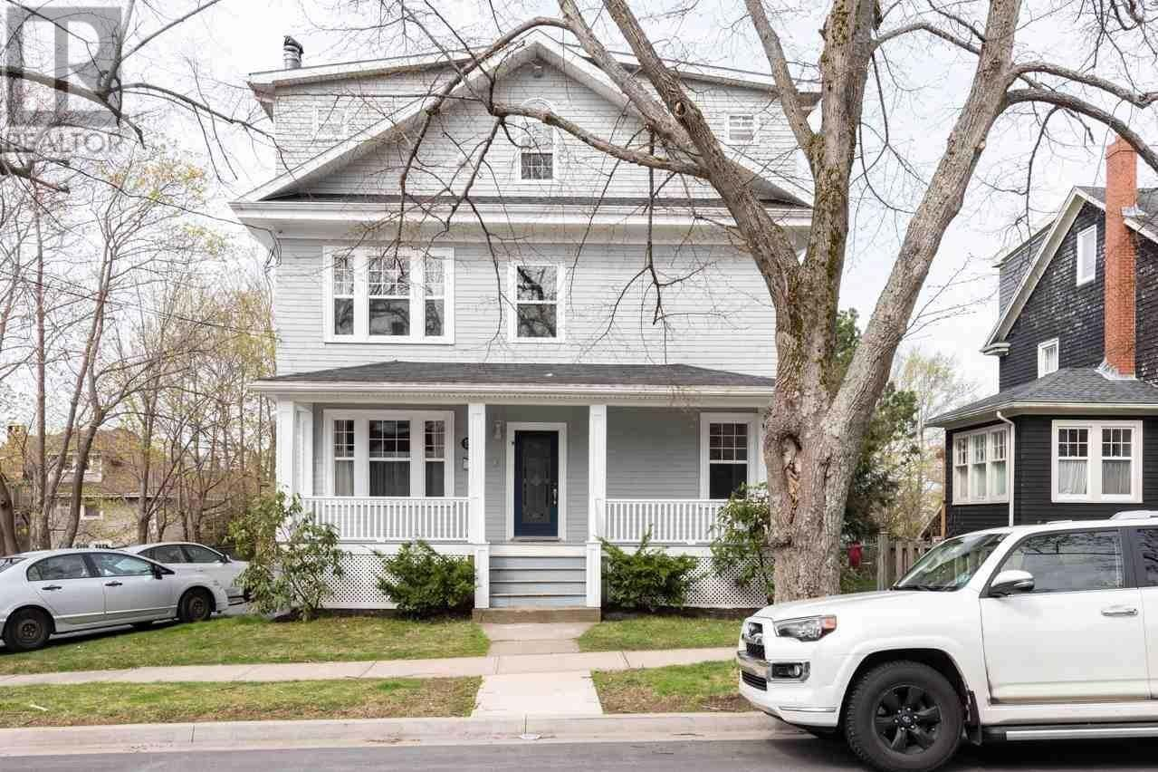 Townhouse for sale at 1524 Chestnut St Halifax Nova Scotia - MLS: 202007974