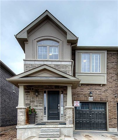 For Sale: 1524 Shade Lane, Milton, ON   3 Bed, 3 Bath Townhouse for $699,000. See 4 photos!